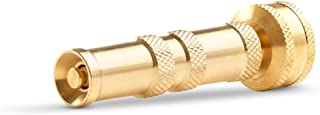 Gilmour 852812-1001 528T Solid Brass Twist Nozzle