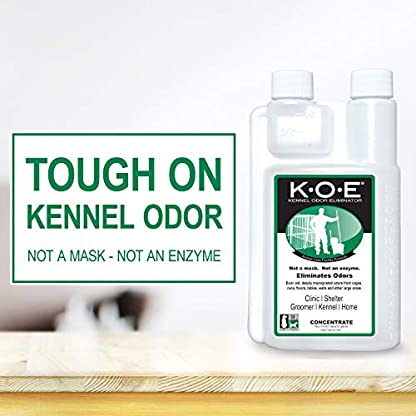 THORNELL KOE-P K.O.E Kennel Odor Eliminator Concentrate 4