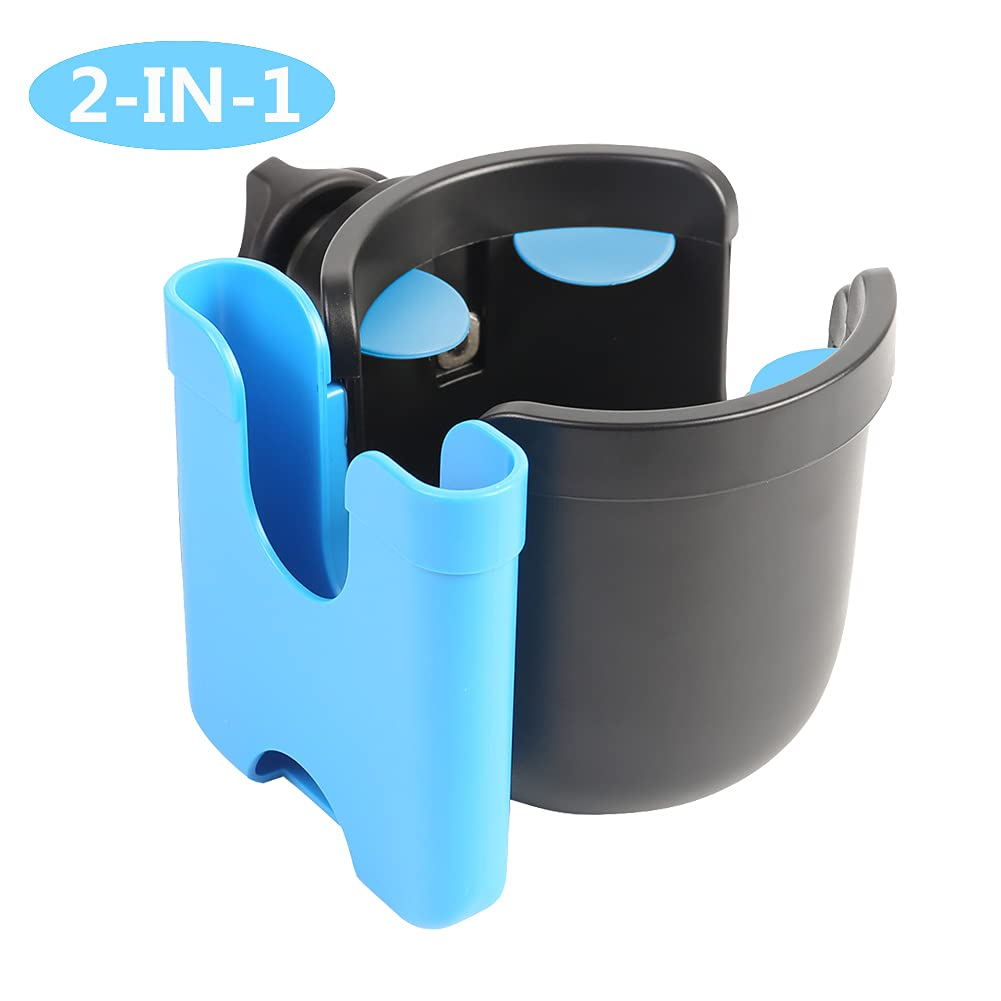Fashion Stroller Cup Holder with Phone Manufacturer OFFicial shop Organizer 2-in-1 H Universal