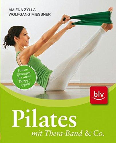 Pilates mit Thera-Band & Co.: Power-Übungen für mehr Körpergefühl