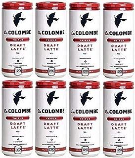 La Colombe Coffee Roasters Draft Latte Triple (Pack of 8)