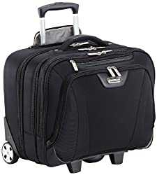 Wenger Koffer Businesstrolley mit Laptopfach 17 Zoll Business Deluxe, 44 cm, 33 Liter, schwarz, W72992295
