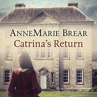 Catrina's Return audiobook cover art