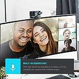 Zoom IMG-2 nulaxy webcam full hd 1080p