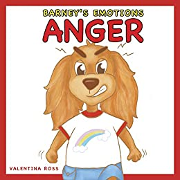 Barney's Emotions - Anger by Valentina Ross ebook deal