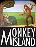 Monkey Island: A Novel in Two Worlds (English Edition)