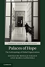Palaces of Hope: The Anthropology of Global Organizations (Cambridge Studies in Law and Society)