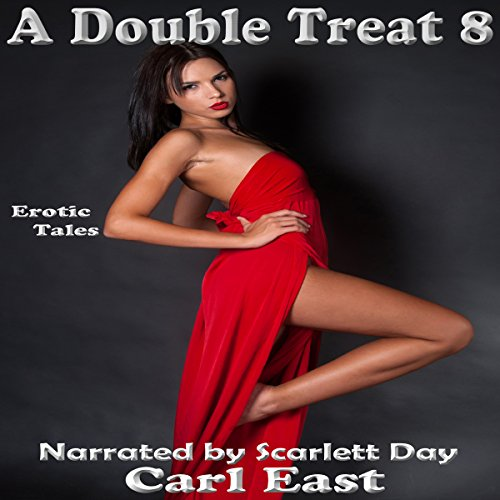 A Double Treat 8 audiobook cover art