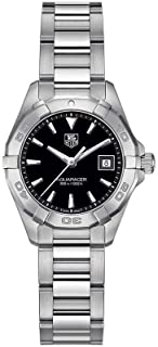 Aquaracer Black Dial Ladies Watch WBD1310.BA0740
