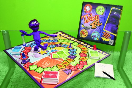 Hasbro Spiele 04199100 – Tabu XXL, Partyspiel - 8