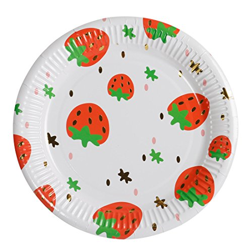 Best strawberry shortcake plates for 2021