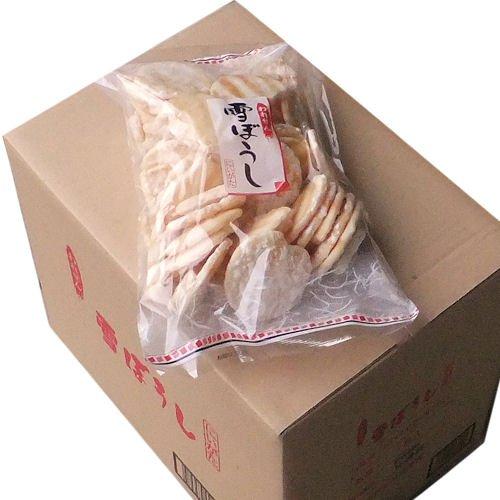 雪ぼうし 新潟 割れせん1箱(240g×10袋)