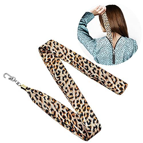Zipper Pull Dress Helper Zipper Puller Helper Dress Zipper Leopard Print...