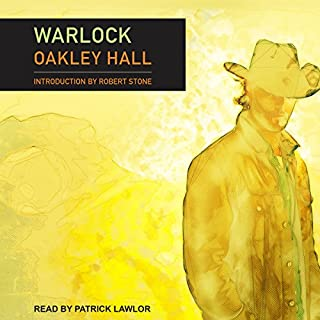 Warlock audiobook cover art