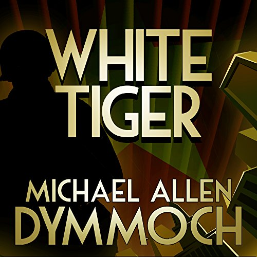White Tiger Titelbild