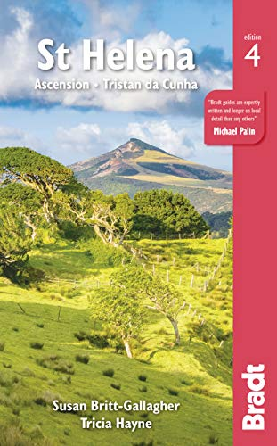 St Helena: Ascension, Tristan Da Cunha (Bradt Travel Guides) (English Edition)