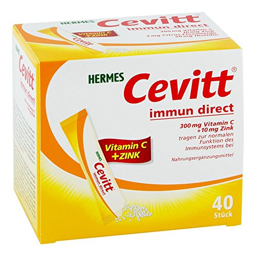 Cevitt immun direct Pellets Beutel, 40 St. Beutel