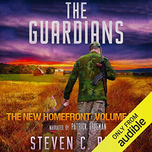 The Guardians: The New Homefront, Volume 2 Titelbild