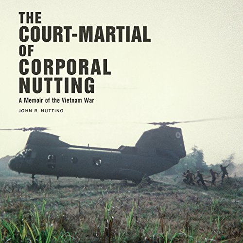 The Court-Martial of Corporal Nutting audiobook cover art