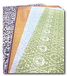 These 8 sheets of (A2) XL decorative drawer liner will add pleasant fragrance to your home. A delightful scent will freshen your clothes and get rid of unwanted smells from your old or new drawers. A classic, floral fragrance of lavender entwined wit...