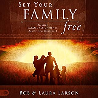 Set Your Family Free audiobook cover art