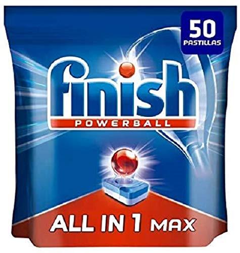 Finish Powerball 1 Max: Pastillas