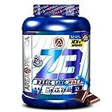 AREAPROTEICA – Z3 Proteina en polvo ideal crossfit para incremento de masa muscular protein, 2kg (Galleta Vainilla)