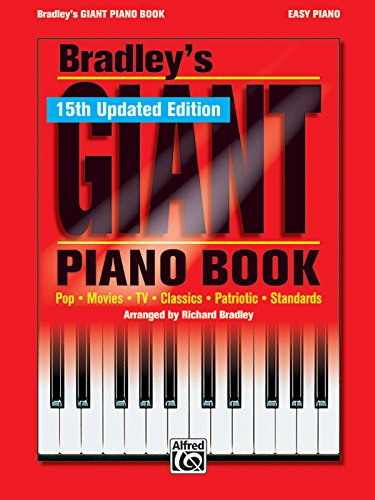 Bradley's New Giant Piano Book