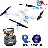 ($50 Off Now!) Altair Outlaw Se GPS Drone with...