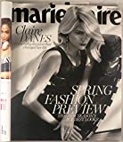 Marie Claire February 2017 Claire Danes