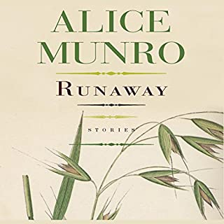 Runaway audiobook cover art
