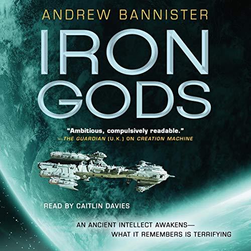 Iron Gods Titelbild