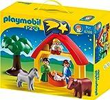 Playmobil 123 kerststal