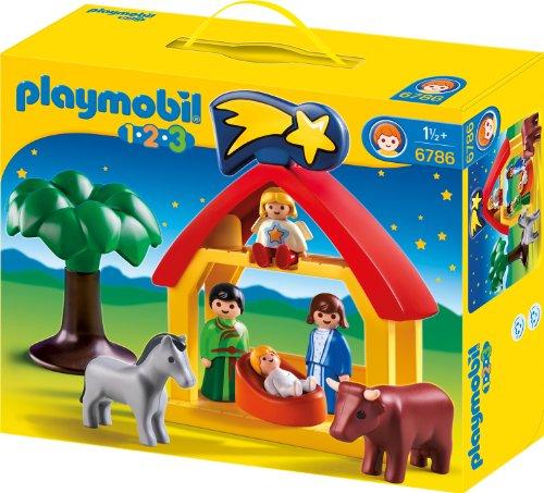 Playmobil 6786 - Weihnachtskrippe