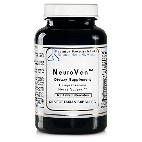 NeuroVen TM, 60 Capsules - Nutraceutical Multi-Blend for Comprehensive Neurological Support Formula