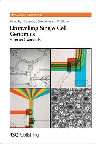 Price comparison product image Unravelling Single Cell Genomics: Micro and Nanotools (Nanoscience,  Volume 15)