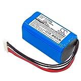 CS-SRX400XL Batería 6800mAh Compatible con [Sony] SRS-XB40 sustituye ID770, JD770B