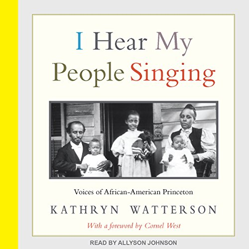 I Hear My People Singing audiobook cover art
