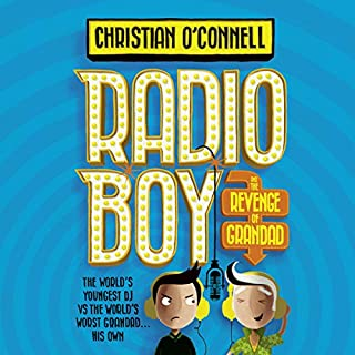 Radio Boy and the Revenge of Grandad cover art