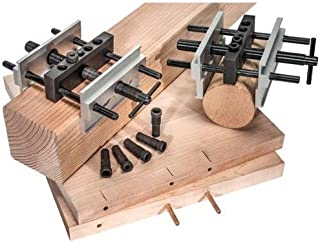 Eagle America 445-7600 Professional Wide Capacity Self-Centering Dowel Jig