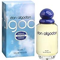 Don Algodón - Colonia femenina, 200 ml Vaporizador