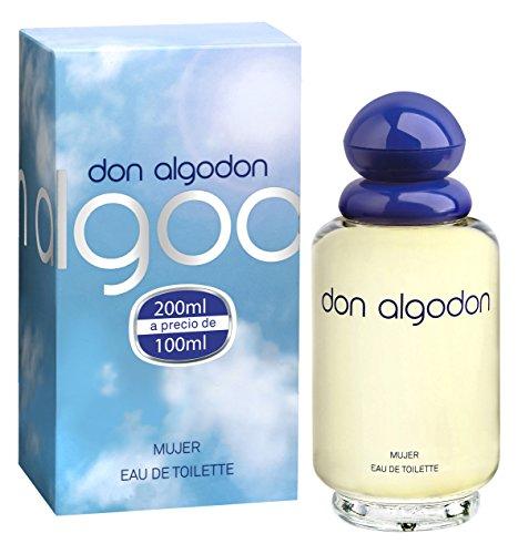 DON ALGODÓN Agua de Tocador Vaporizador - 200 ml