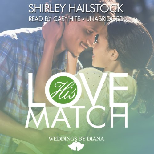 His Love Match audiobook cover art