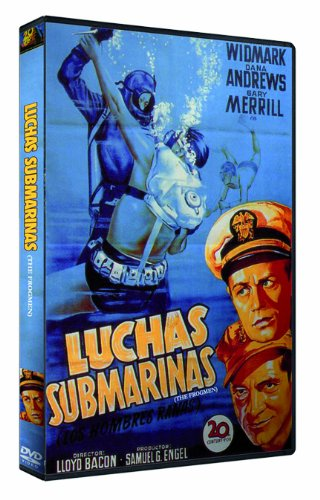 Luchas Submarinas (Import Dvd) (2010) Dana Andrews; Richard Widmark; Gary Merr