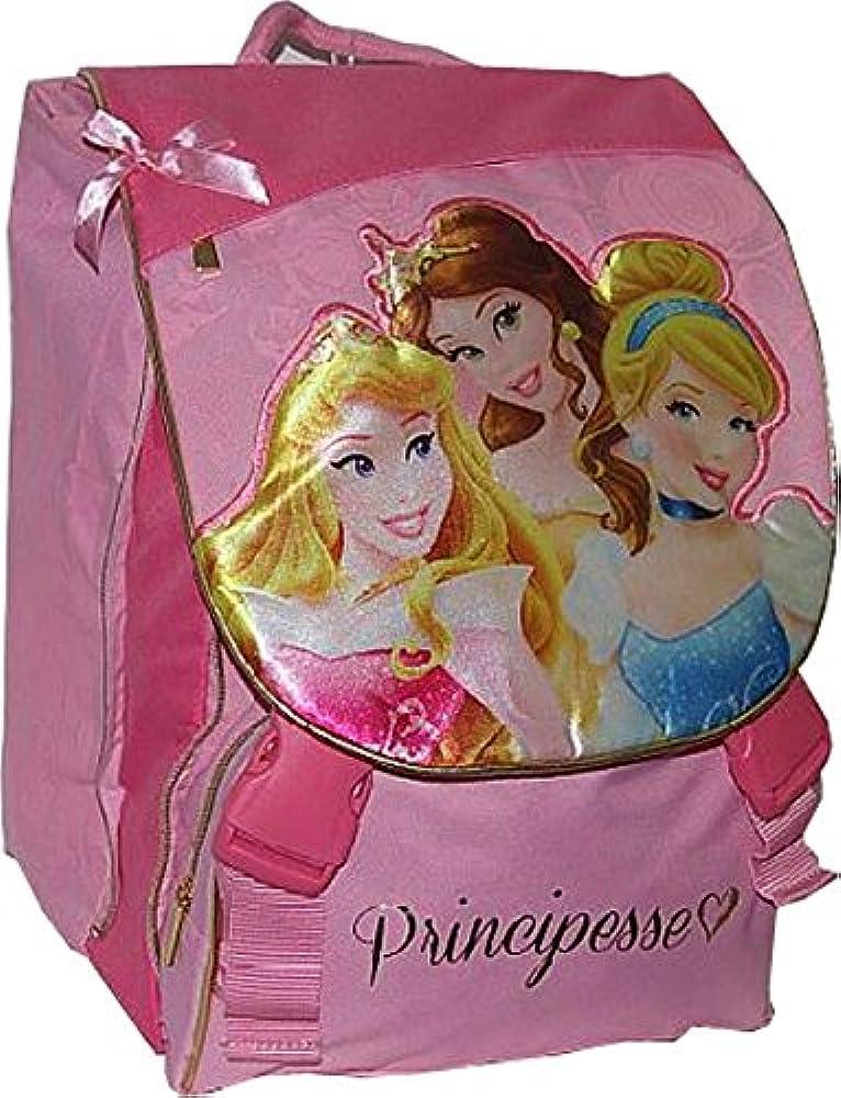 Principesse zaino estensibile rosa per bambine LUGGAGE