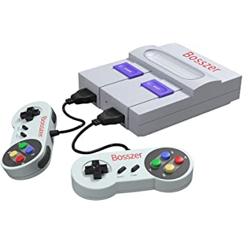 Bosszer HD 821 Retro Game Console, HDMI HD Output NES Childhood Classic Game Built-in Hundreds of Video Games System
