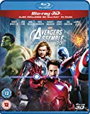 Marvel's Avengers Assemble (3D Blu-ray + Blu-ray)