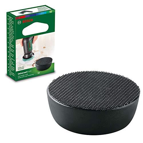 Bosch Home and Garden 1600A023KX porta almohadillas para el Cepillo de limpieza eléctrico (cada caja de cartón incluye una unidad, con fijación mediante cierre por contacto)