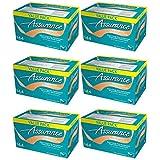Assurance Premium Washcloths Value Pack 144 Count Carton (6-Carton Multipack 864 Washcloths Total) (6-Carton Multipack)