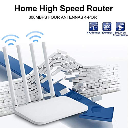 Smart Wireless Router Xiaomi Mi 4C Gigabit Router 2.4GHZ 5GHz High Gain 4 Remote Antennes Snelle Router